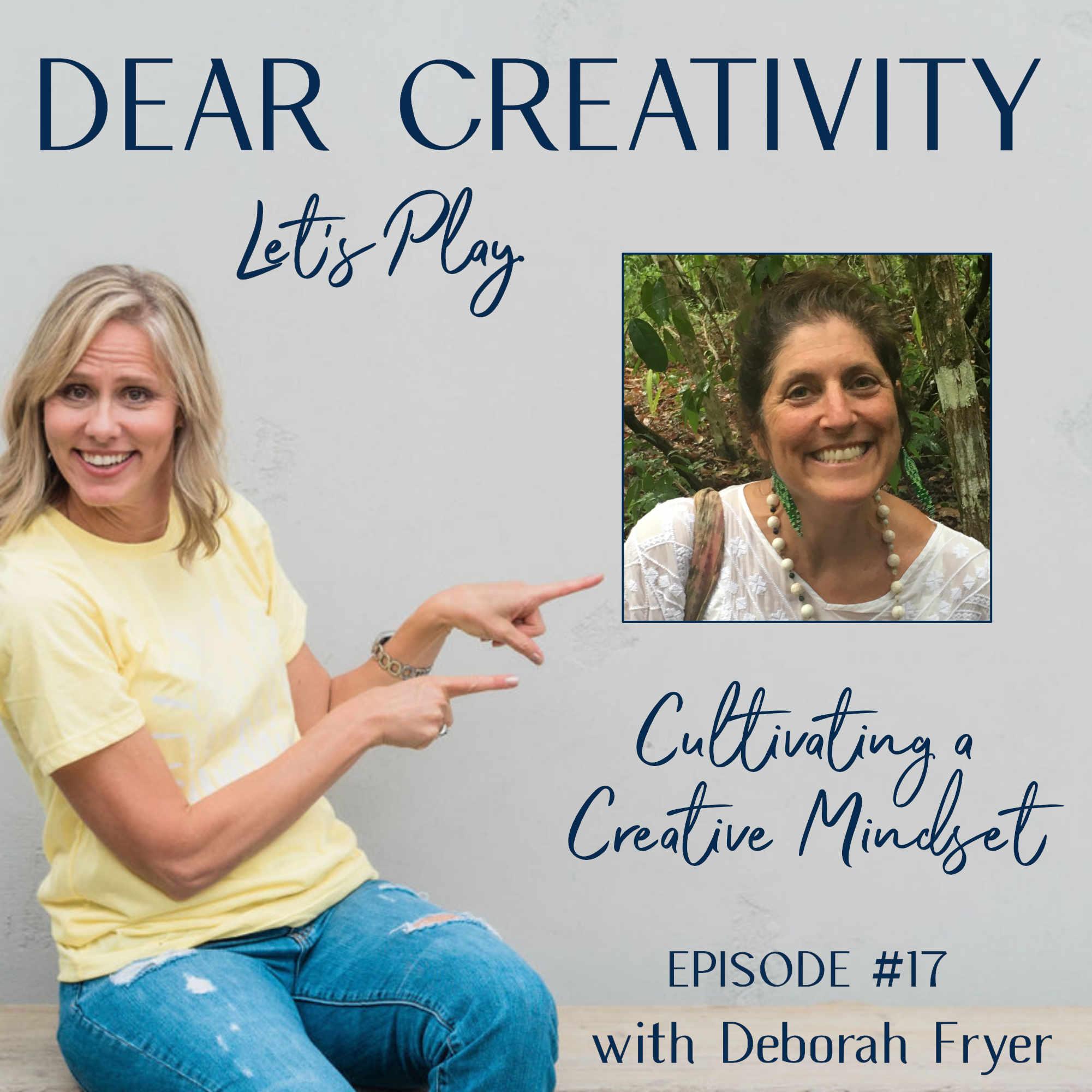 creative mindset episode graphic