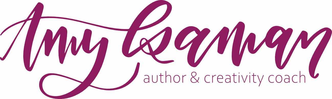 amy isaman author logo no author