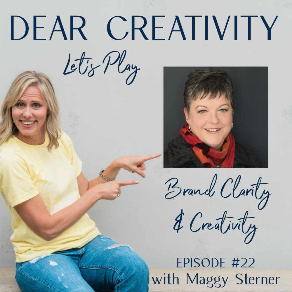 brand clarity podcast graphic